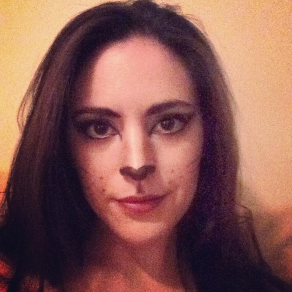 halloween, cat, makeup, fall