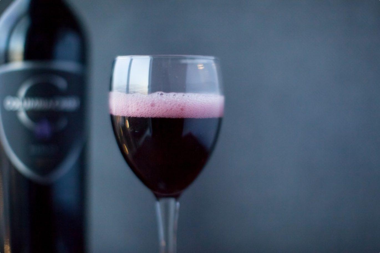 make sparkling wine in soda stream