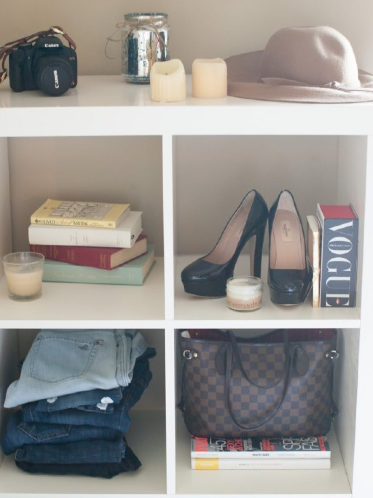 shelf styling, home decor, tips, home, styling, cube shelving unit