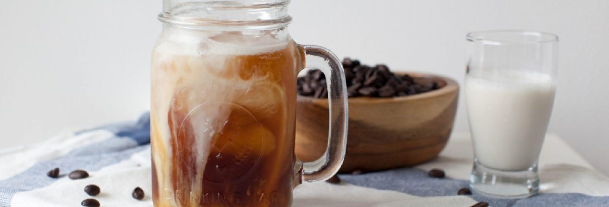 cold brew coffee recipe, iced coffee