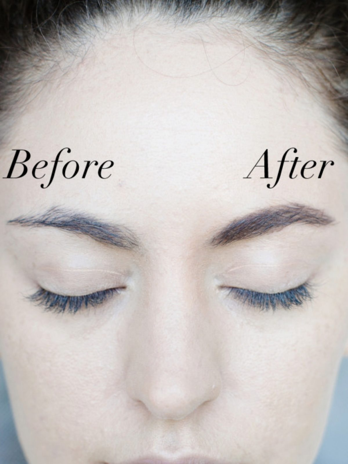 The Pain Free Way To Perfect Brows Lush To Blush