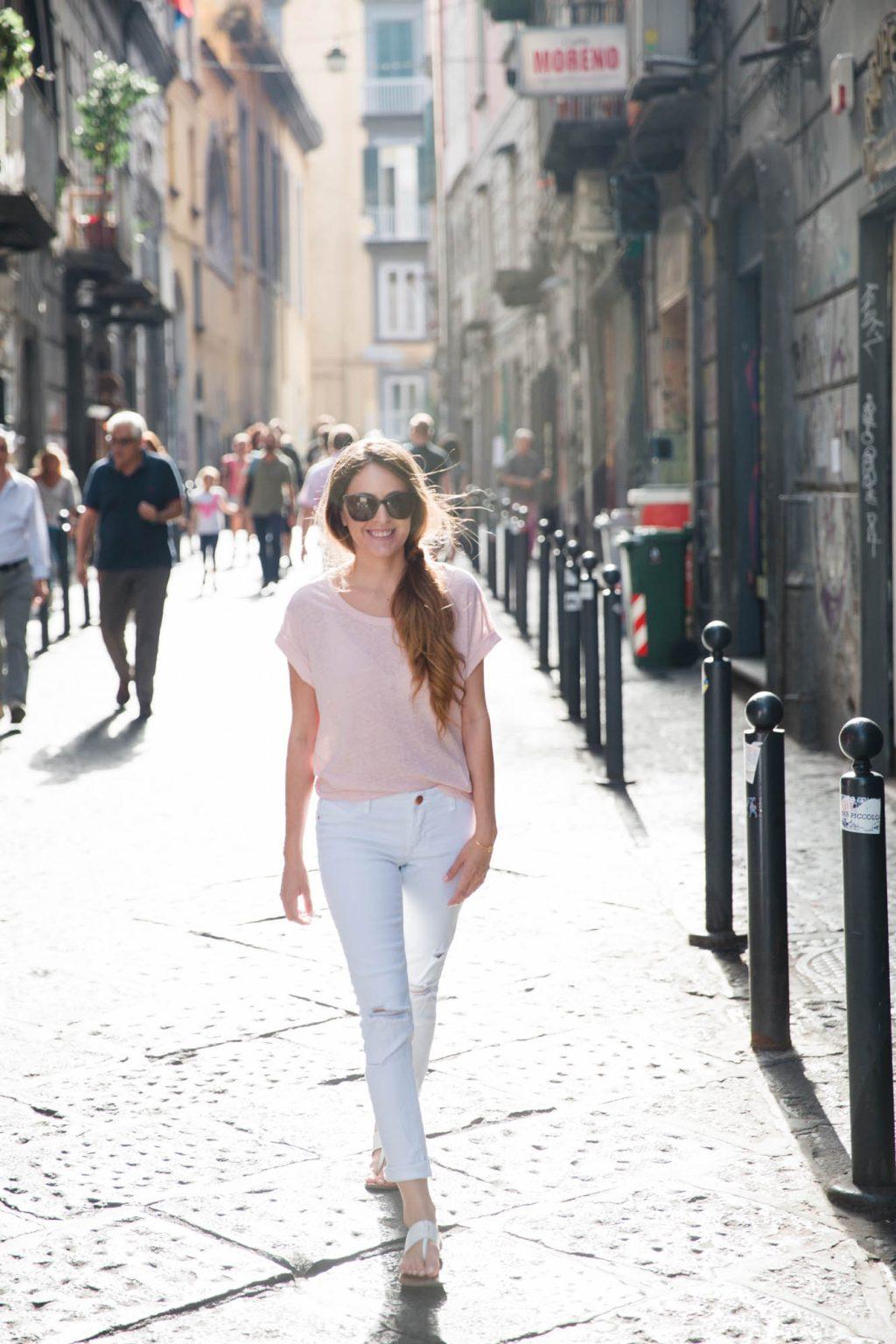 NAPLES, italy, travel blogger, europe, neapolitan pizza, napoli