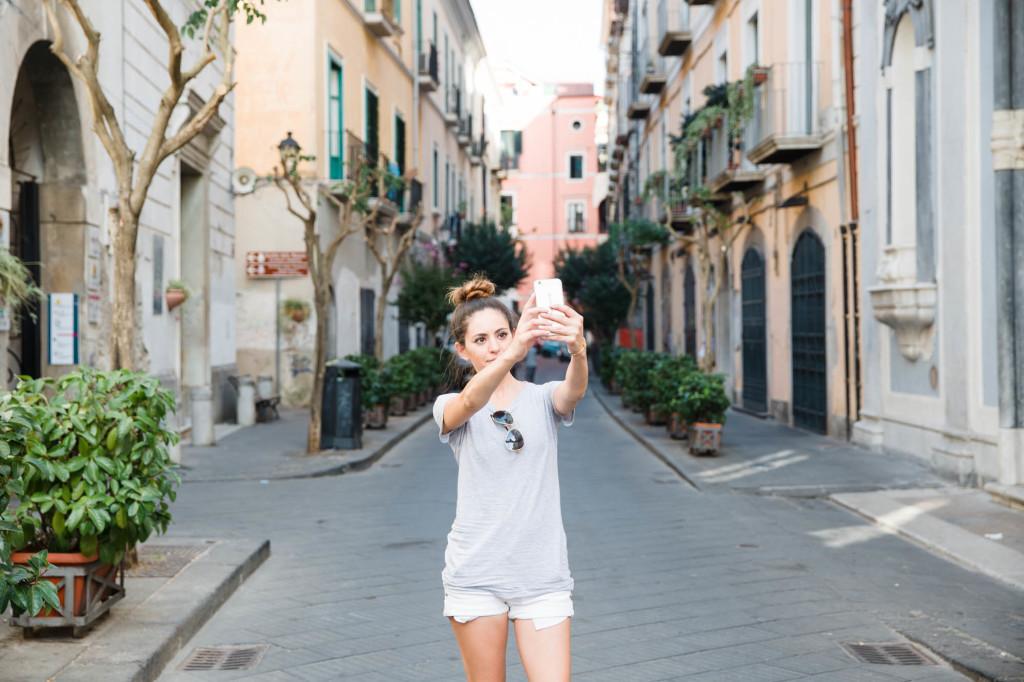onno bamboo tees, onno tees, soft bamboo t-shirt, Italy, Naples, Capri