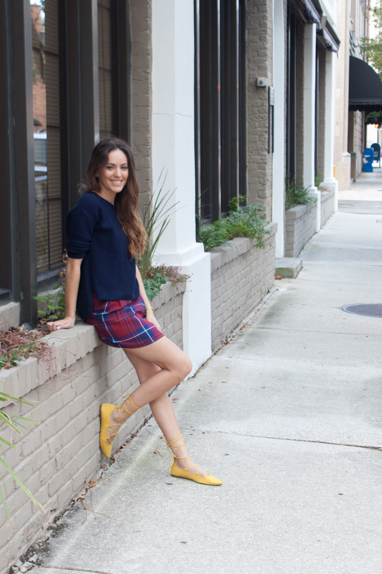 old navy technicolor, pop of color in fall, fall outfit ideas, how to