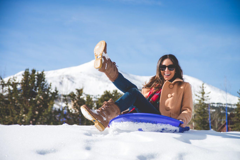 breckenridge, colorado, sledding, what to do in breck