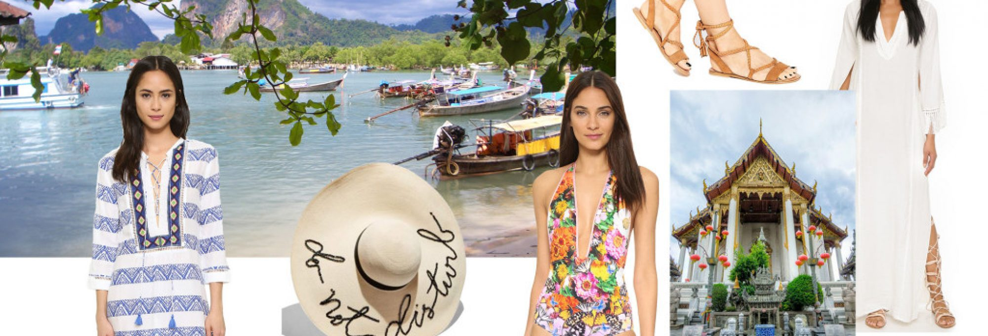 Shopping for Thailand, what to wear in thailand, travel shopping, how to pack for thailand, packing light for thailand, travel packing tips, rules for how to dress in Thailand, what to wear to a temple in thailand