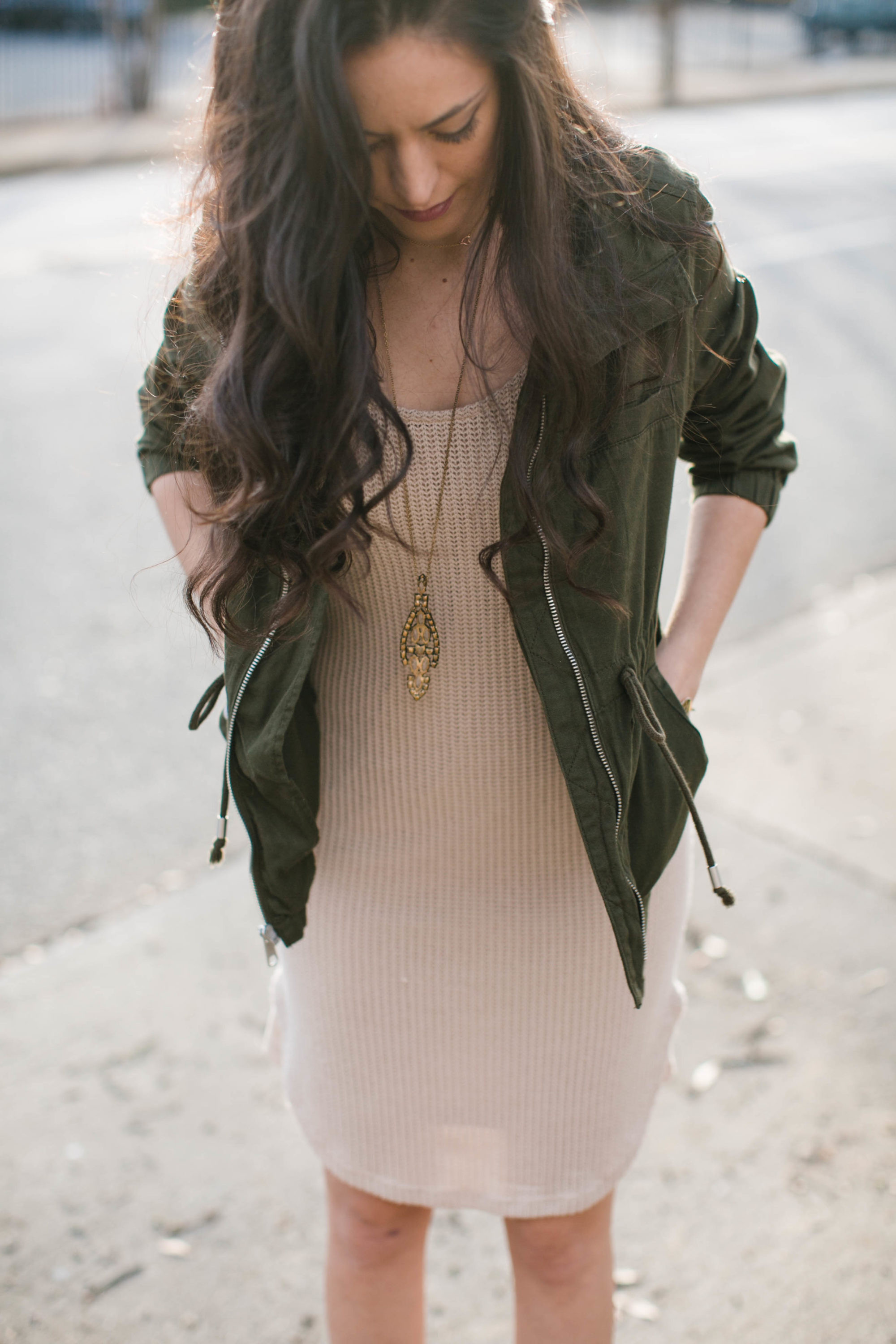 Old Navy Twill Field Jacket, military jacket, earth tones, transitional outfit ideas, what to wear in the fall, fall outfit ideas