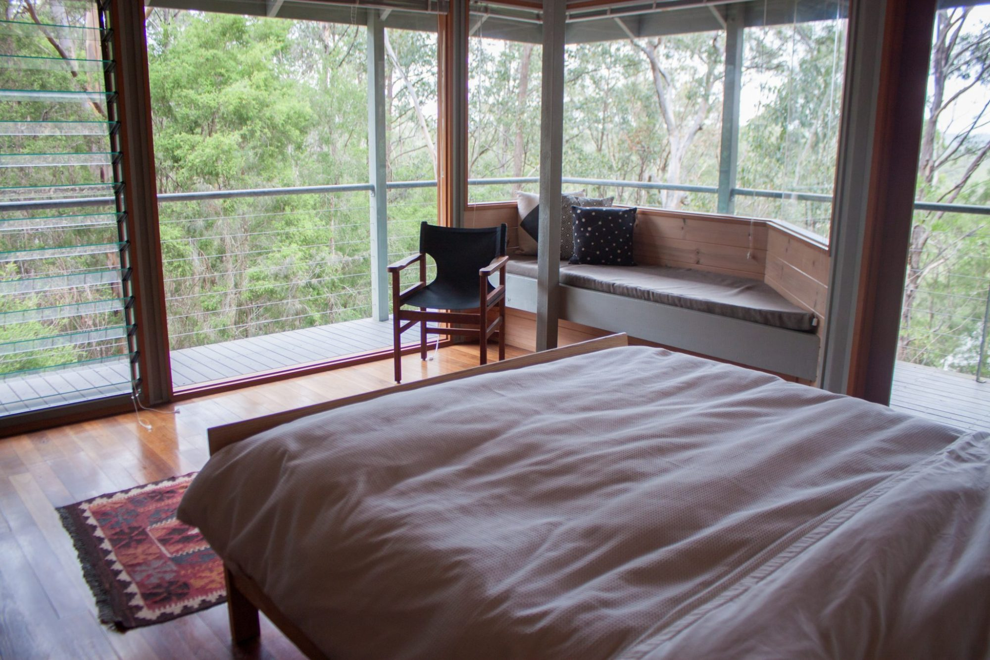 Bombah Point Eco Cottages, Glamping Hub, Glamping in Australia, Camping in Australia