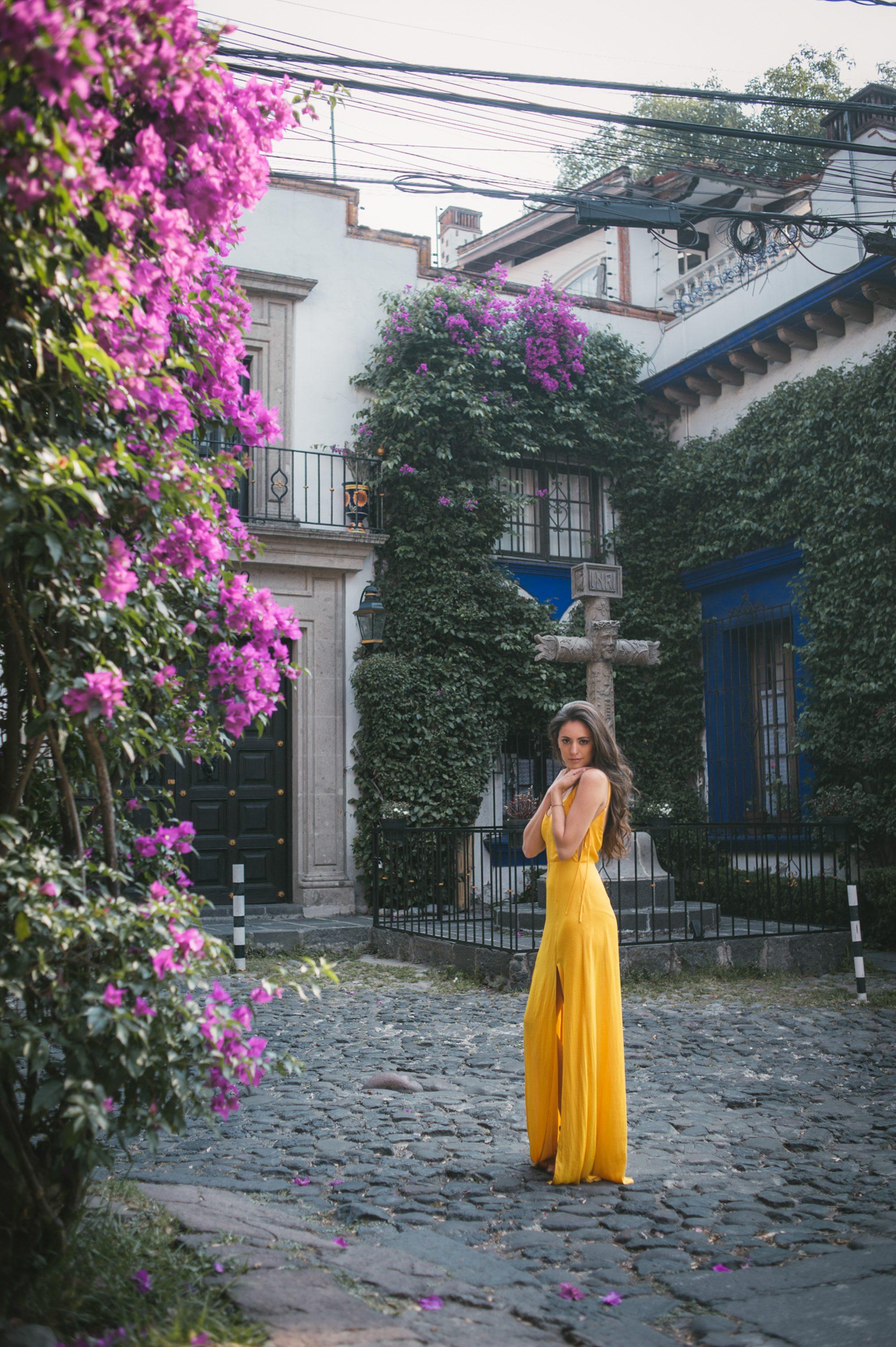 san angel mexico city, Castillo de Chapultepec, mexico city, Plaza de los Arcángeles san angel mexico city, valeria castillo photography, bloggers in mexico city, where to go in mexico city, flower wall in mexico city