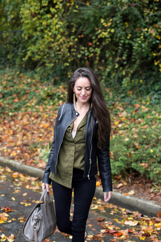 fall foliage, fall style, hautetrader review, alexander wang pelican, atlanta style blogger