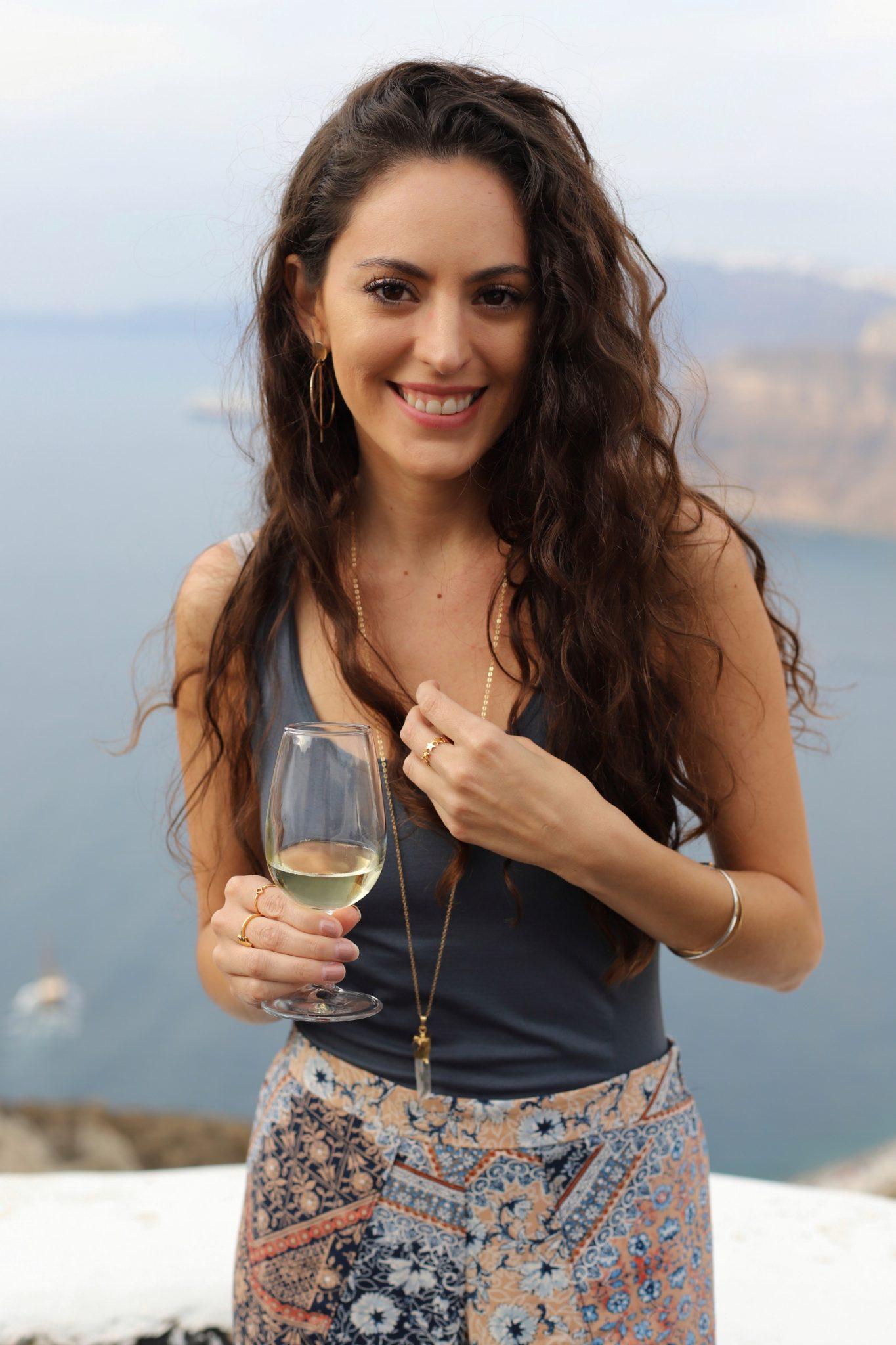 white wine in santorini, best wineries in Santorini, greek wineries, best wineries in greece, gavalas winery, venetsanos winery, south moon under