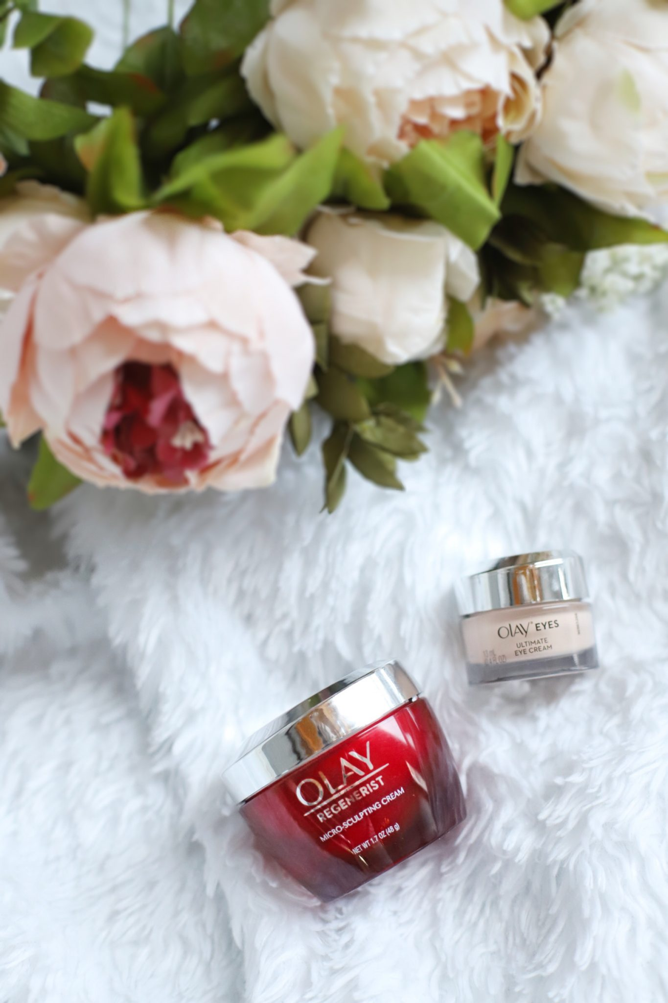 Olay 28 day challenge, #olay28day challenge, olay regenerist micro sculpting cream review, olay eyes eye cream review, skin care routine, olay 28 day challenge before and after