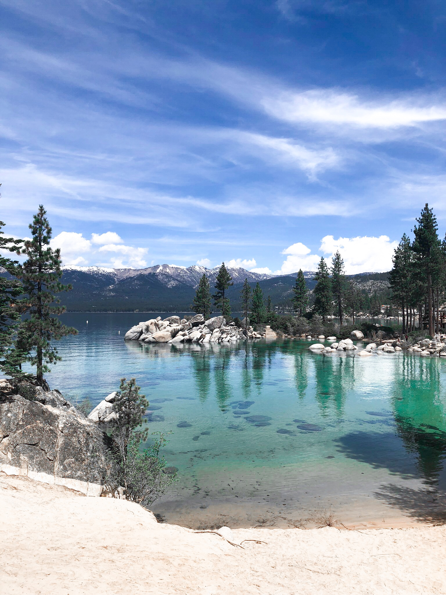 b6642cce64b5 Girls Trip to Lake Tahoe - Lush to Blush
