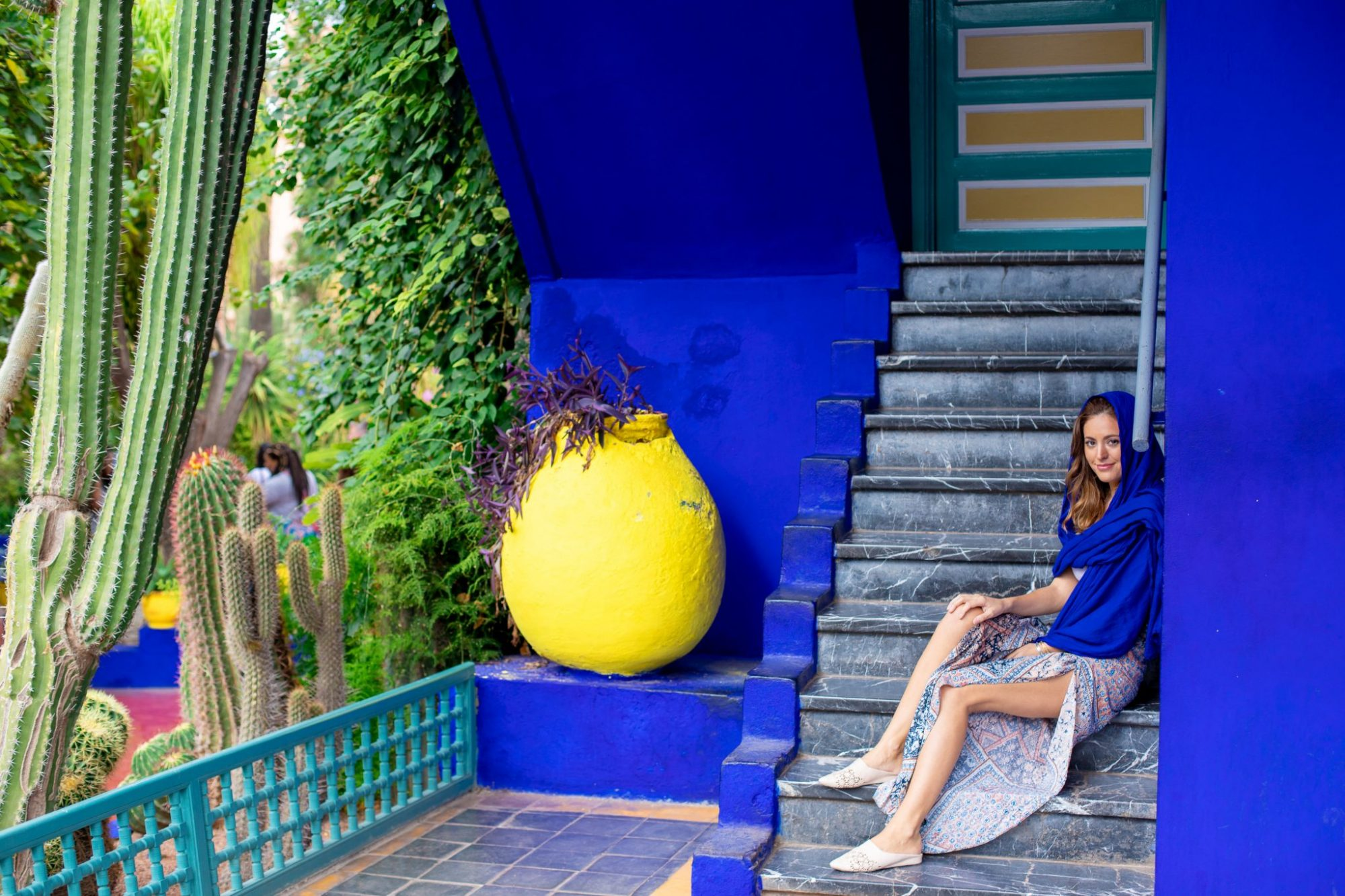 le jardin majorelle, ysl museum marrakech, musee yves saint laurent, what to do in marrakech, fashion on marrakech, what to do in morocco