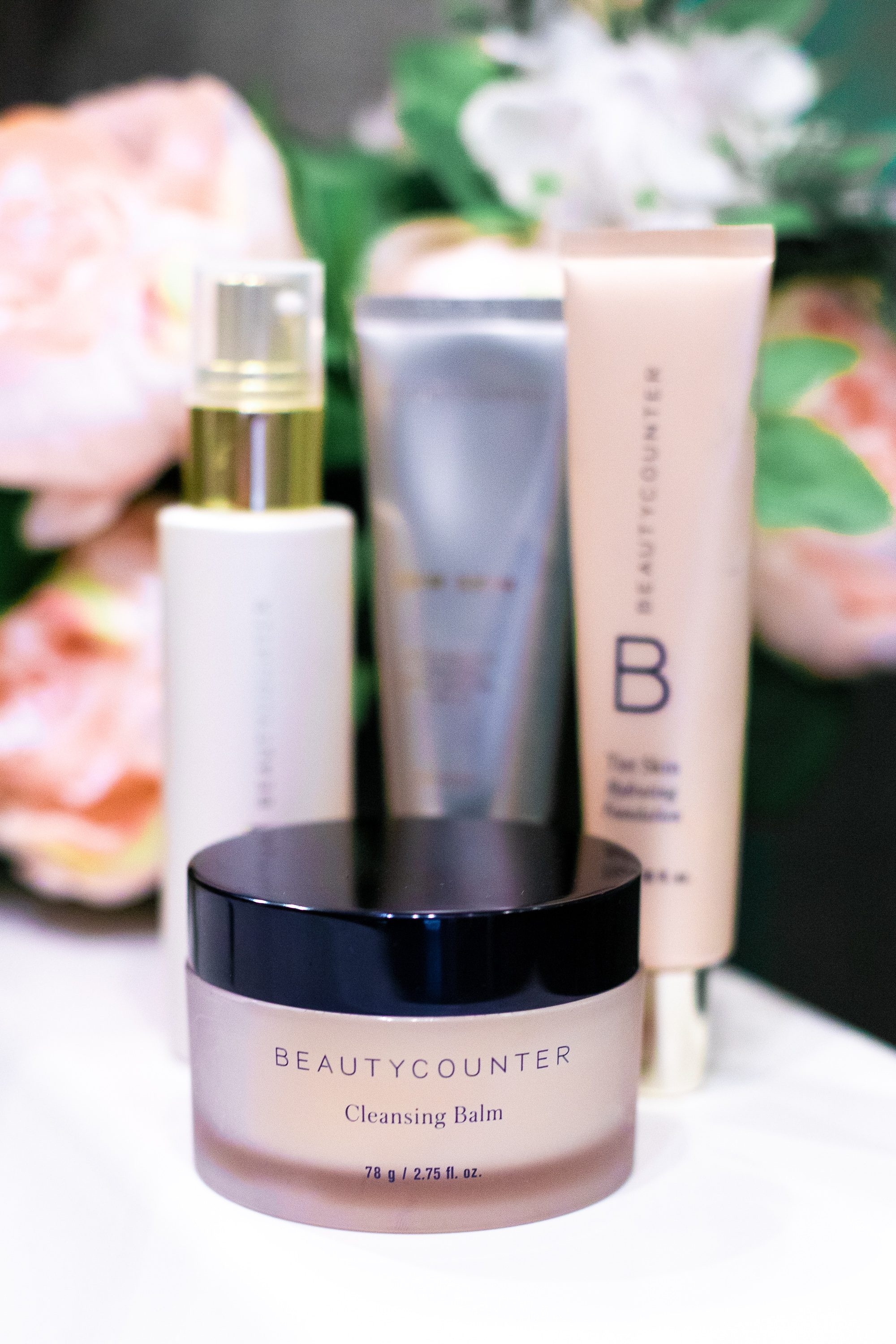 my skin journey, beauty counter, better beauty, best clean beauty brands, best clean beauty products, beauty counter cleansing balm, beauty counter skin tint, beautycounter cleansing balm