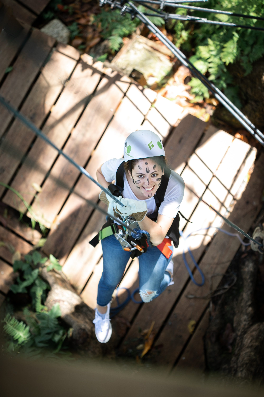 ziplining in el yunque, ziplining in puerto rico, ziplining in the rainforest in puerto rico, junglequi zipline park reviews, what to do in puerto rico, adventurous things to do in puerto rico, best zipline puerto rico