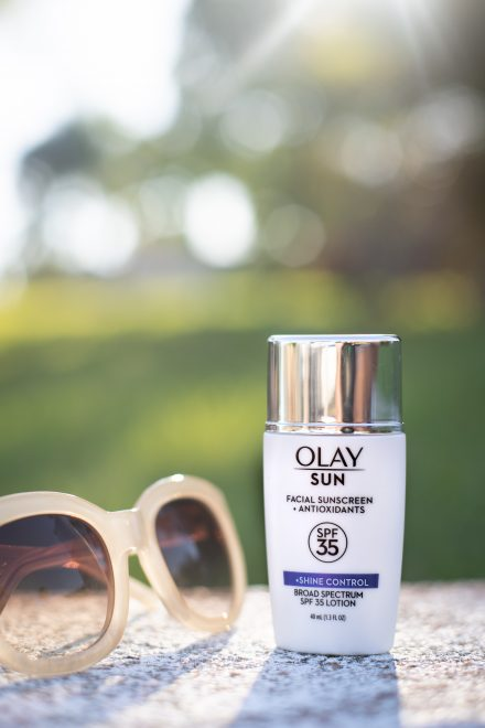 Olay SUN spf 35 review, summer skincare tips, face sunscreen, how to protect your skin from the sun