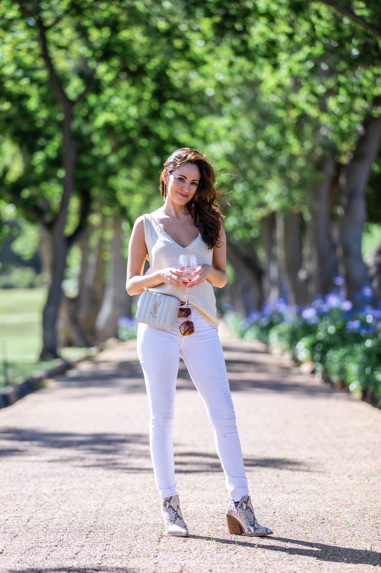 groot constantia cape town, constantia wine region cape town, what to do in cape town, wineries in cape town, oldest winery in south africa, white ysl belt bag