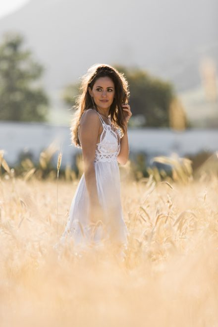 golden hour, groot constantia, cape town, what to do in cape town, photos in a wheat field, fall photos
