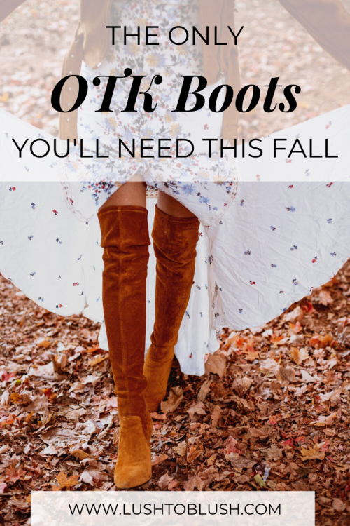 Luxury travel & lifestyle blogger, Megan Elliot at Lush to Blush shares How to Wear a Summer Dress Into Fall in this easy fall style guide!