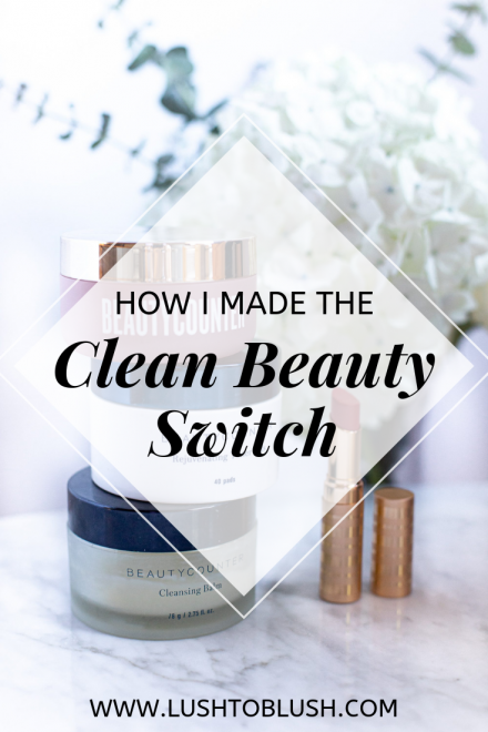 After years of suffering from adult acne and dull skin, Luxury travel & lifestyle blogger, Lush to Blush shares her journey to clean beauty.