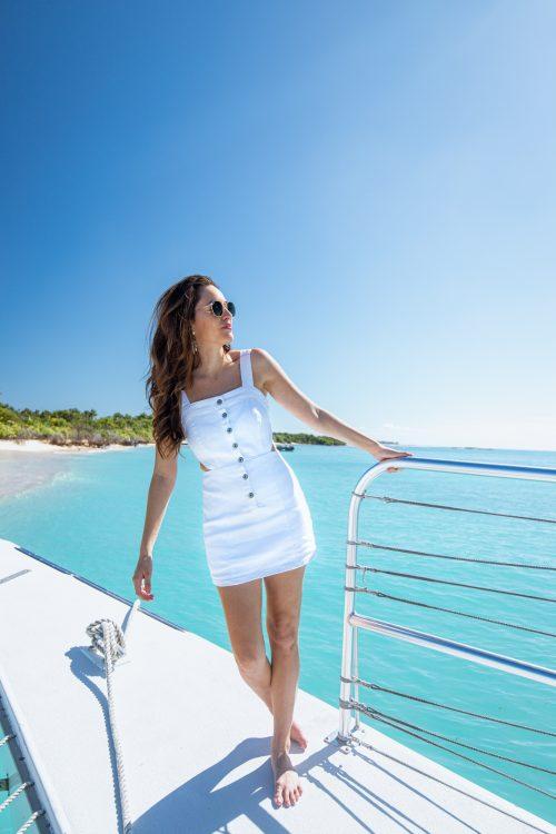 best catamaran in puerto rico, catamaran sailing in puerto rico, catamaran to icacos island, traveler catamaran puerto rico, catamaran tour puerto rico, Jack By BB Dakota Little Sumptin' Romper Dress