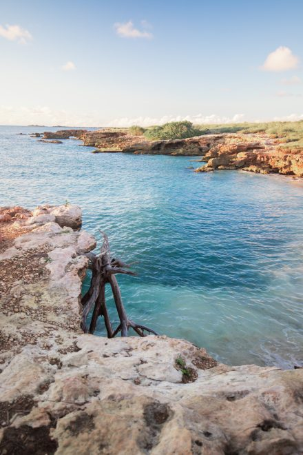 hidden beach puerto rico, hidden beach cabo rojo, las salinas cabo rojo, where to go in puerto rico, best beaches in puerto rico, Puente de Piedra, cabo rojo lighthouse, what to do in puerto rico, puerto rico like a local