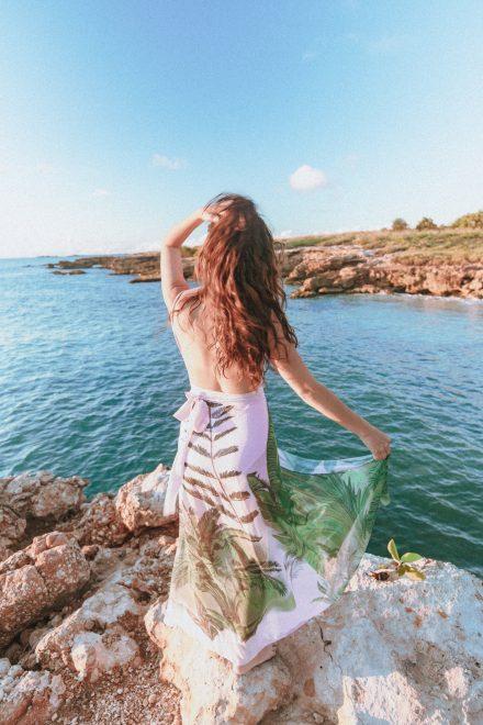 hidden beach puerto rico, hidden beach cabo rojo, las salinas cabo rojo, where to go in puerto rico, best beaches in puerto rico, Puente de Piedra, cabo rojo lighthouse