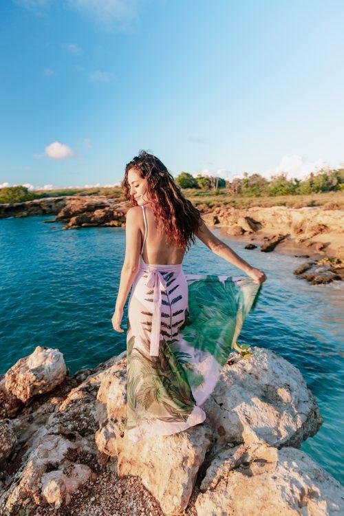 hidden beach puerto rico, hidden beach cabo rojo, las salinas cabo rojo, where to go in puerto rico, best beaches in puerto rico, Puente de Piedra, cabo rojo lighthouse, what to do in puerto rico, puerto rico like a local