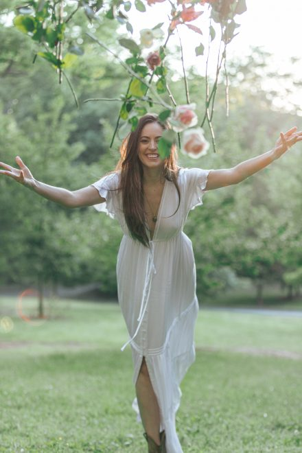 farmhouse dress, white boho maxi, getting dressed up, western boho, western booties, spring outfit ideas, shabby chic marlow dress, bash colt boots