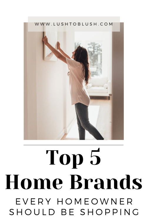 top 5 home brands