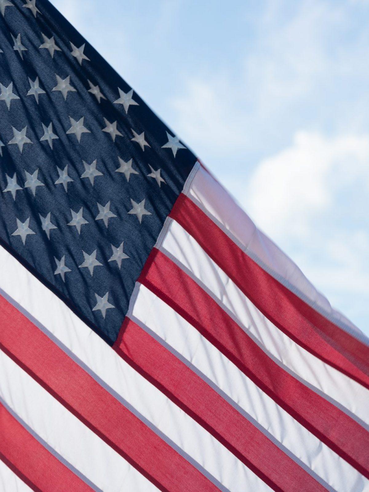 kamala harris, equality in america, biden/harris 2020, bipartisanship, american flag